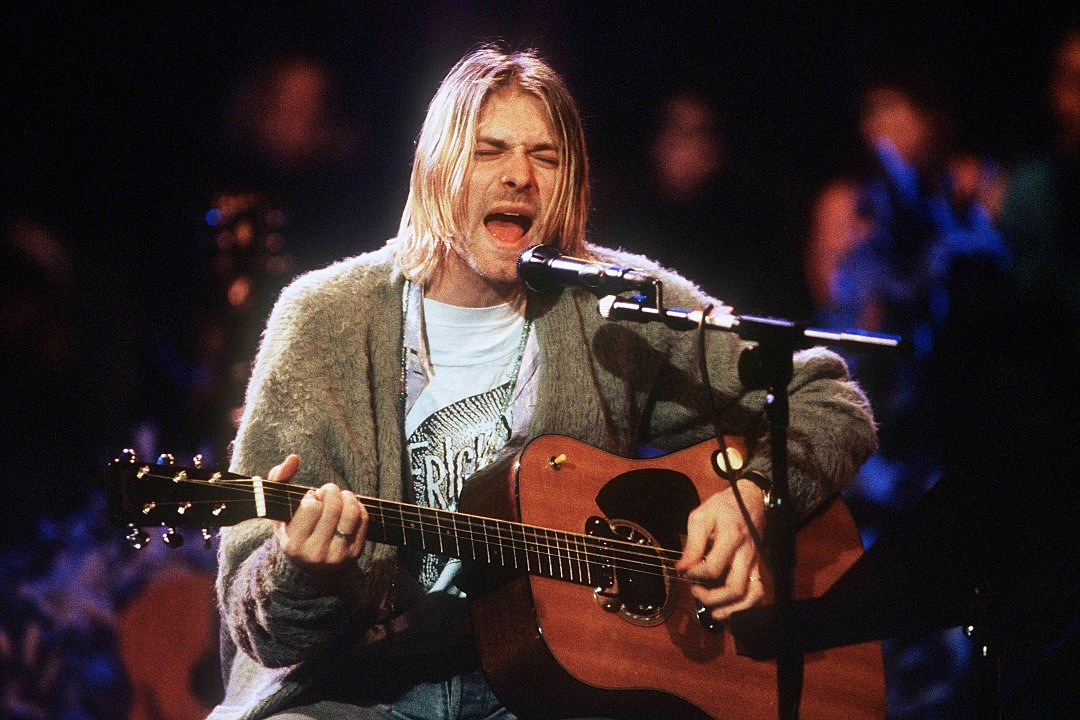 Kurt Cobain Royalty Check Found in Record Store
