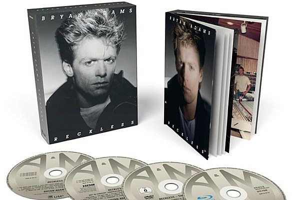 Bryan Adams To Release Four Disc Anniversary Reissue Of