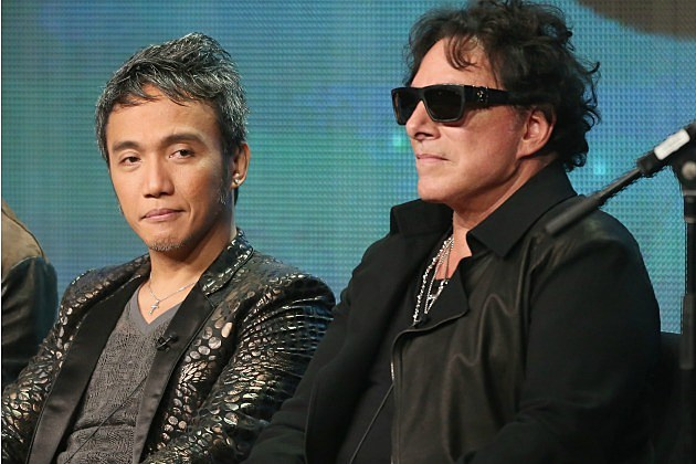 journey band asian tour