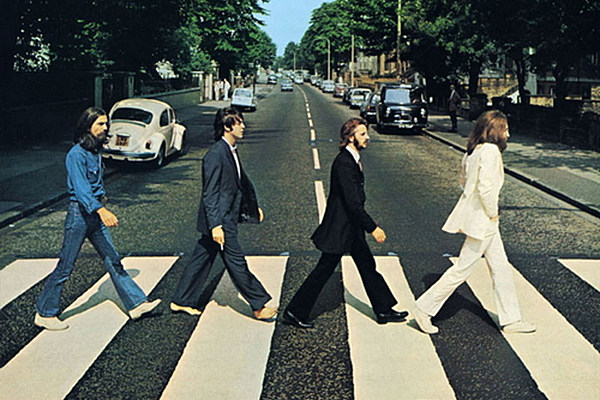 How the Beatles Said a Proper Goodbye With 'Abbey Road'