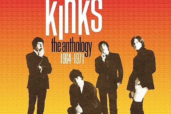 The Kinks Ultimate Collection: Kinks Announce Massive 'Anthology 1964-1971' Box Set