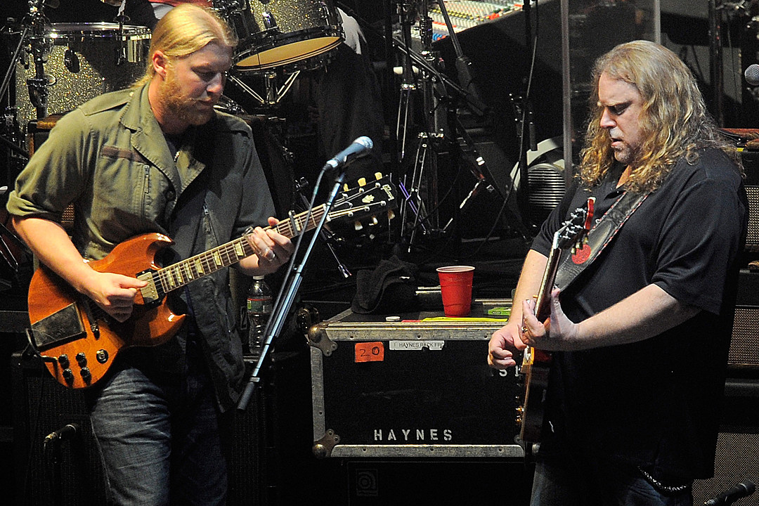 Allman Brothers Band Announce Eight-Disc 'Fox Box'