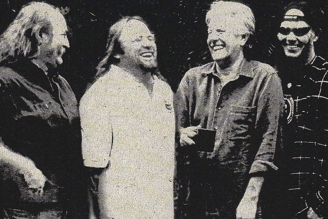 How Crosby Stills Nash and Young