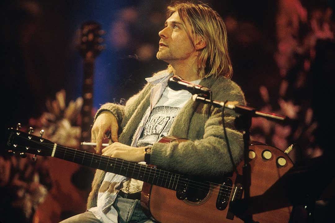 25 Years Ago: Nirvana Record Iconic 'MTV Unplugged' Session