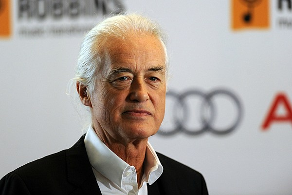 Jimmy Page Hints at Unreleased Surprises in Upcoming Led ...