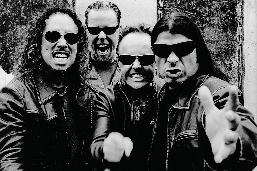 Metallica Details Reissues of First Two Albums, Shares Rare Tracks ...