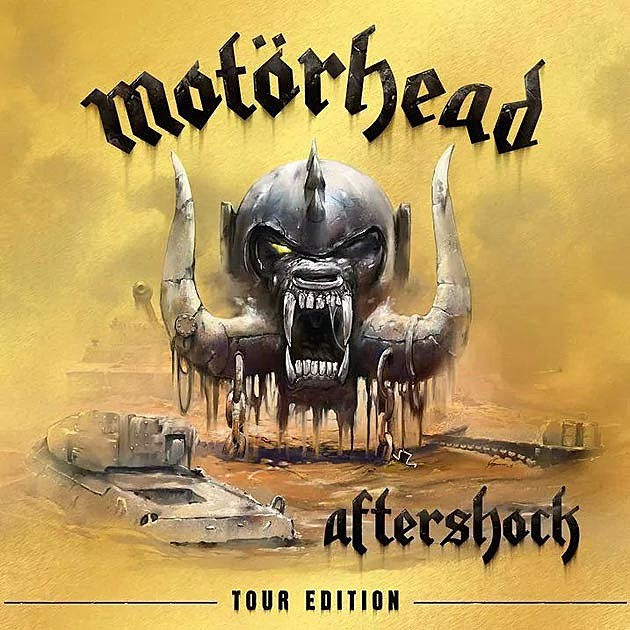Motorhead Aftershock Tour Edition