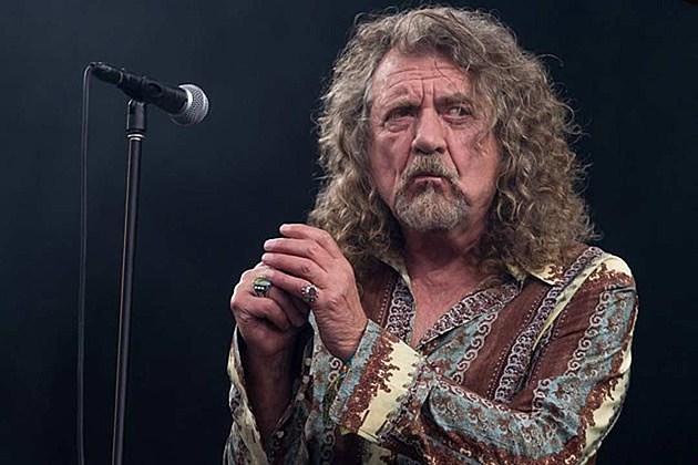 Robert Plant News