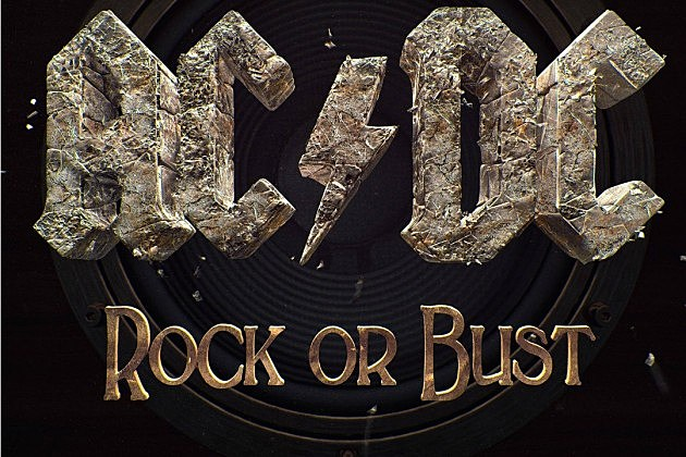 AC/DC, 'Rock or Bust'