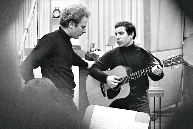 Simon And Garfunkel I Am A Rock