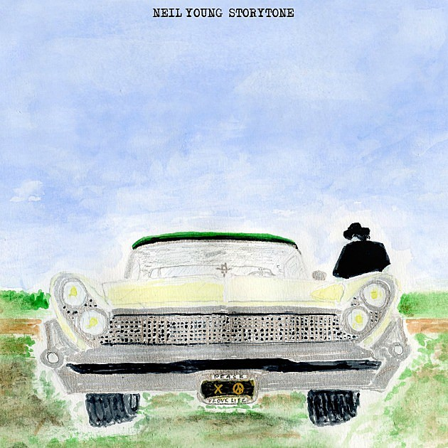 Neil Young, 'Storytone'