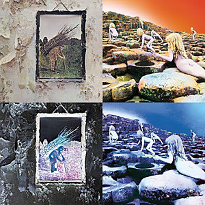 led zeppelin 39 iv 39 and 39 houses of the holy 39 deluxe editions album reviews. Black Bedroom Furniture Sets. Home Design Ideas
