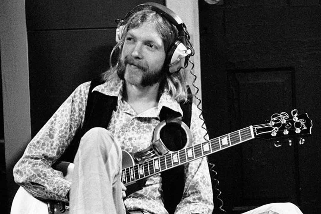 Duane Allman's 'Layla' Guitar Sells for $1.25 Million