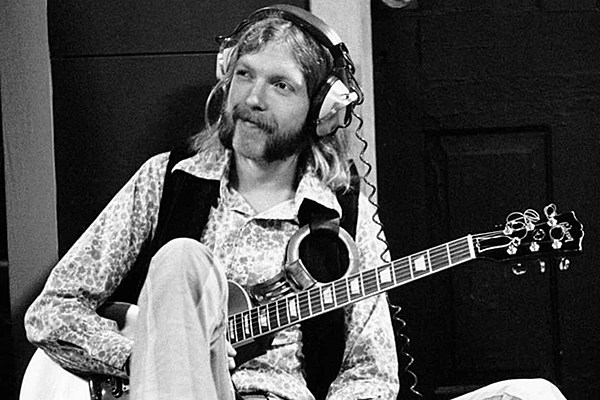 The Day Duane Allman Died