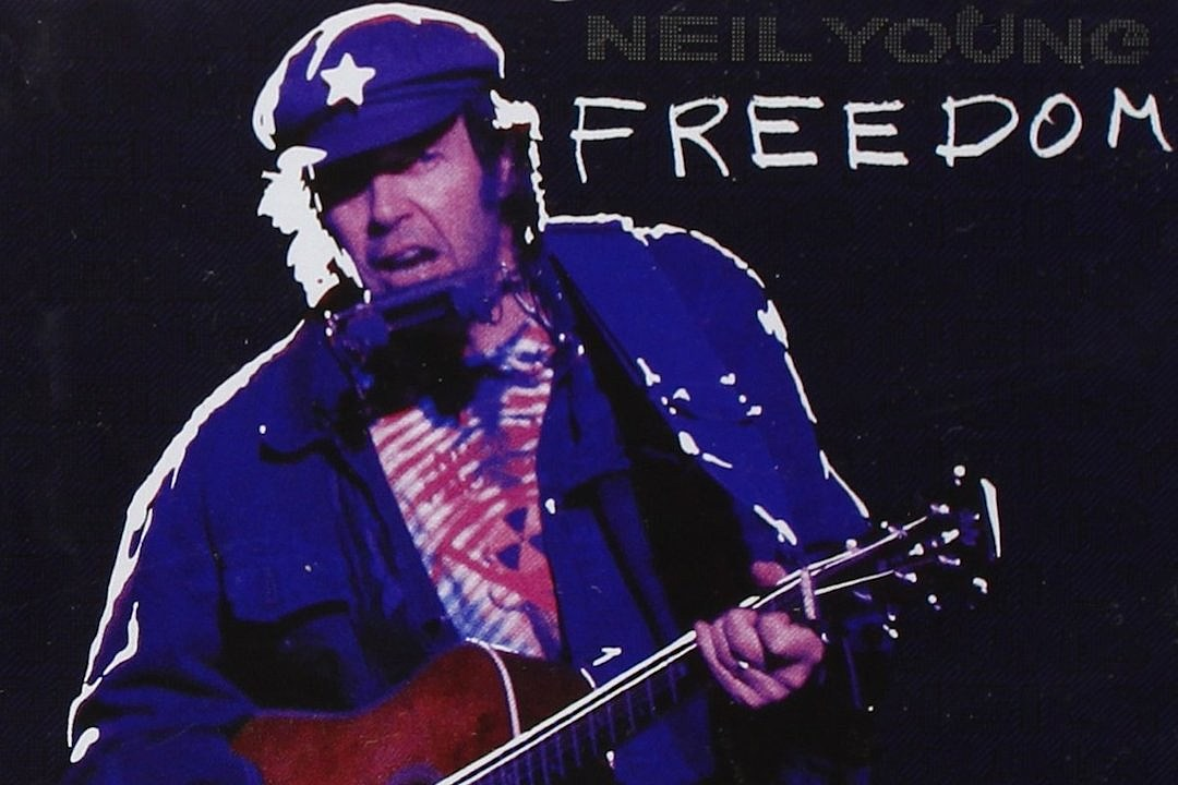 The Story Of Neil Youngs Remarkable Late 80s Comeback On Freedom