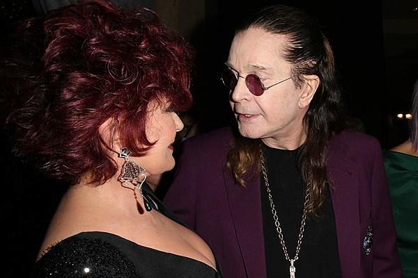Sharon Osbourne Told Ozzy to 'Die Quietly'Ozzy Osbourne Family 2014