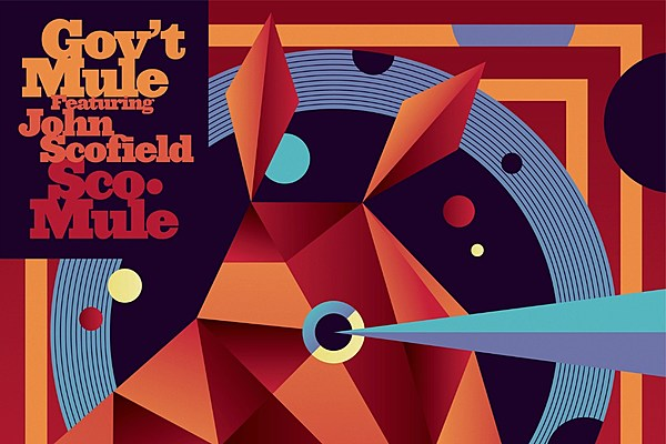 Gov T Mule Unveil Cover Art For Sco Mule Album