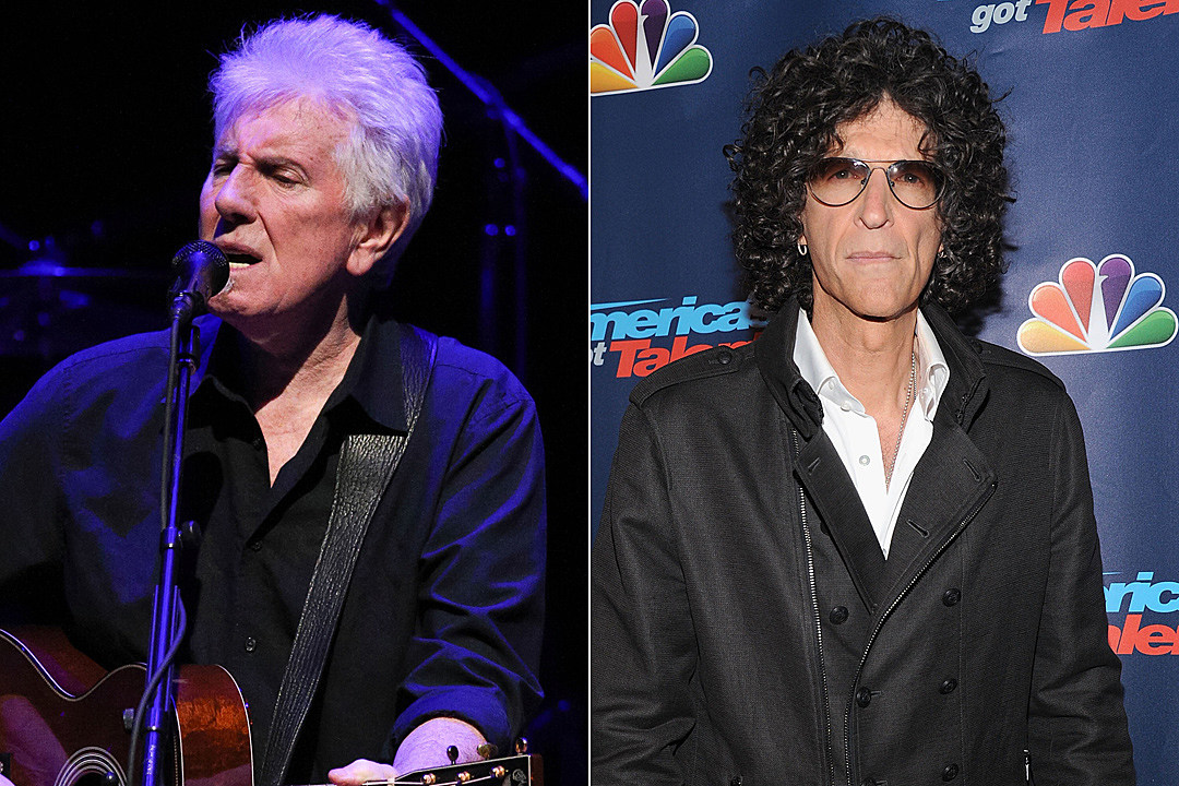 Graham Nash Howard Stern