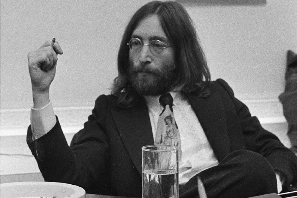 The Day John Lennon Returned His MBE To Queen