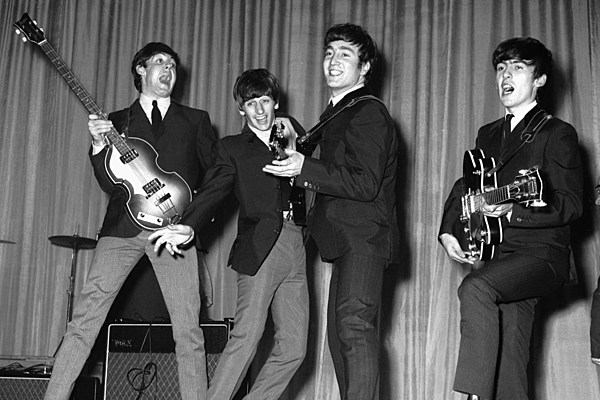 an analysis of the band the beatles in the history of classic rock music This makes them the longest-running charted group in music history the beatles took the same classic band's performance at the 2012 hard rock.