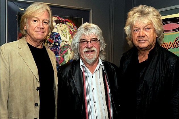 Moody Blues Announce Dates and Lineup for 2016 Cruise