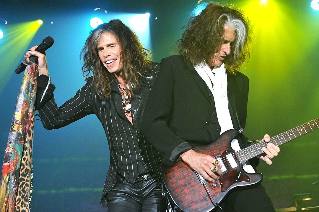 Steven Tyler and Joe Perry Welcome New Grandchildren on the Same Day