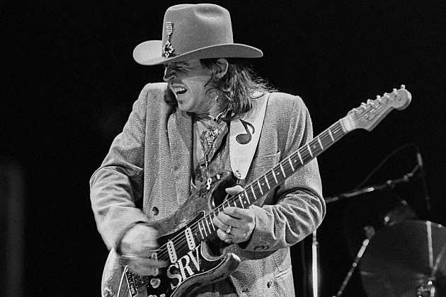 Stevie Ray Vaughan Love Struck Baby