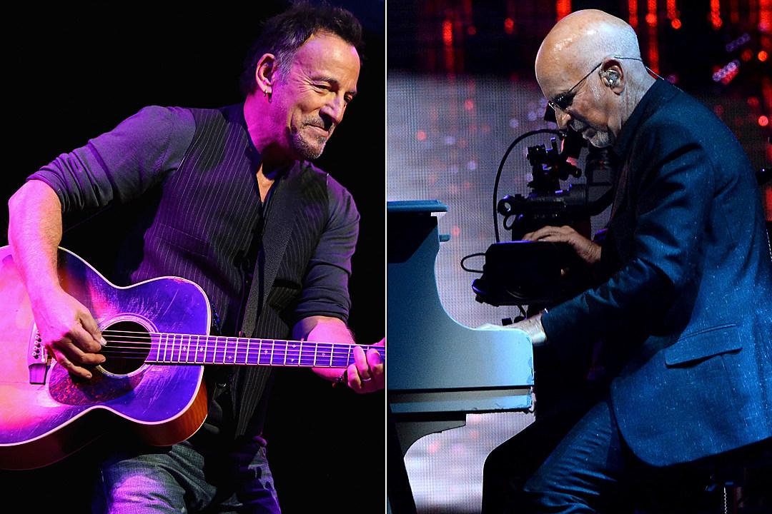 Bruce Springsteen Roy Bittan