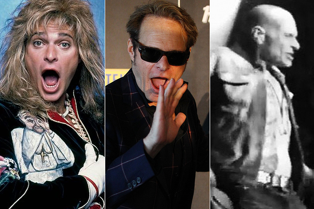 David lee roth shaved his head publicscrutiny Image collections