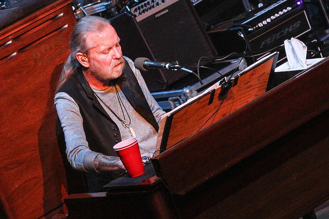 Rocker Gregg Allman Cancels All 2017 Performances