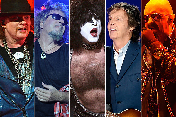 2015 A Z Classic Rock Preview Part Two