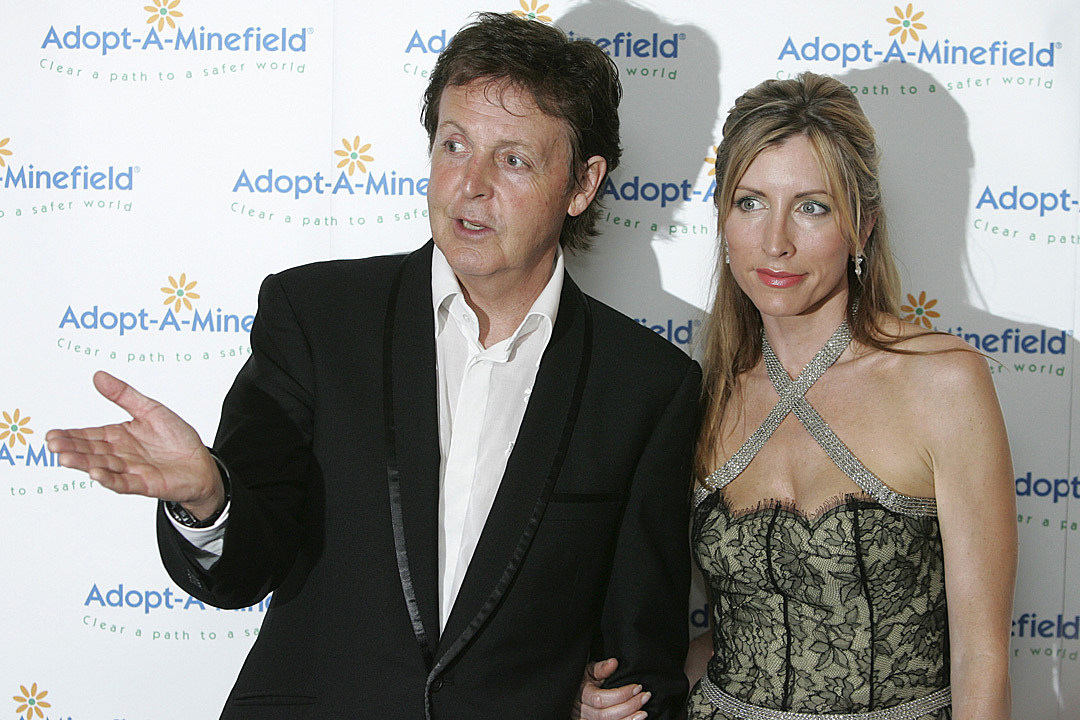 Heather Mills Says It Was Easier To Lose A Leg Than Divorce Paul McCartney