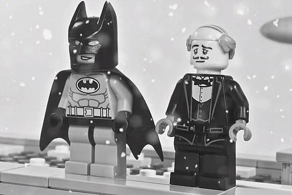 Unique Batman Vs Superman Bedroom Ideas That Rock: John Lydon Turns Up In New 'Batman Vs. Superman' Lego Short