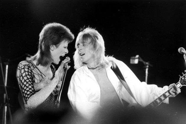Mick Ronson | Biography, Albums, Streaming Links | AllMusic