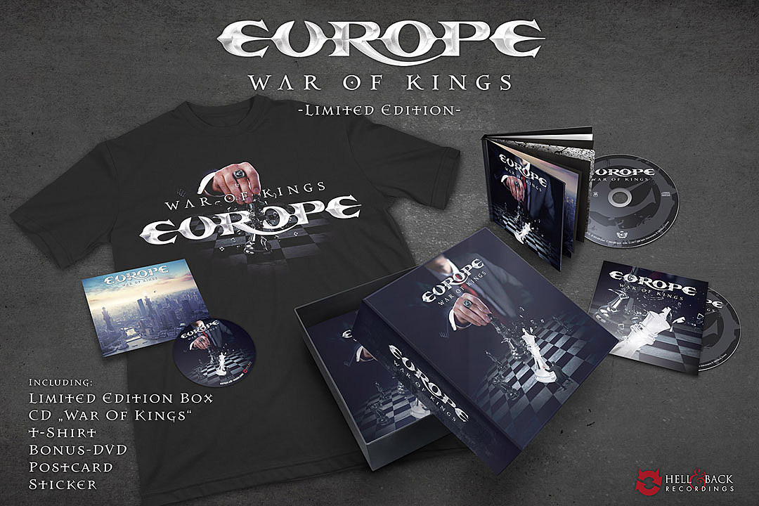 win a europe war of kings limited edition box set. Black Bedroom Furniture Sets. Home Design Ideas