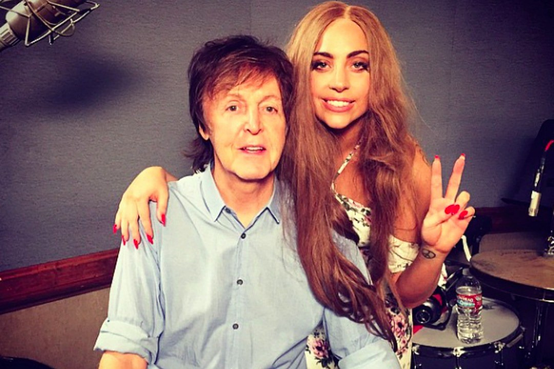 Paul McCartneys Secret Project With Lady Gaga Revealed