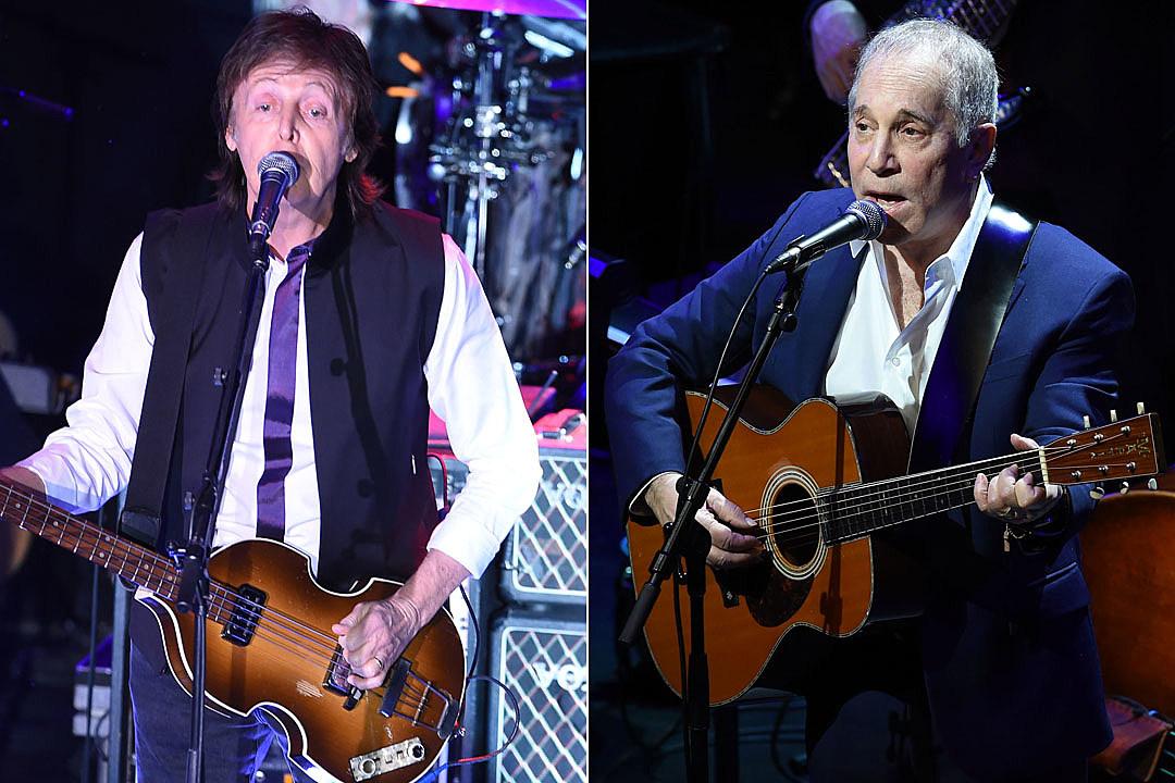 Paul McCartney Paul Simon