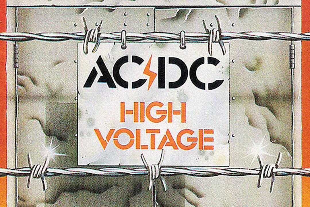 AC/DC - High Voltage (full album) - YouTube