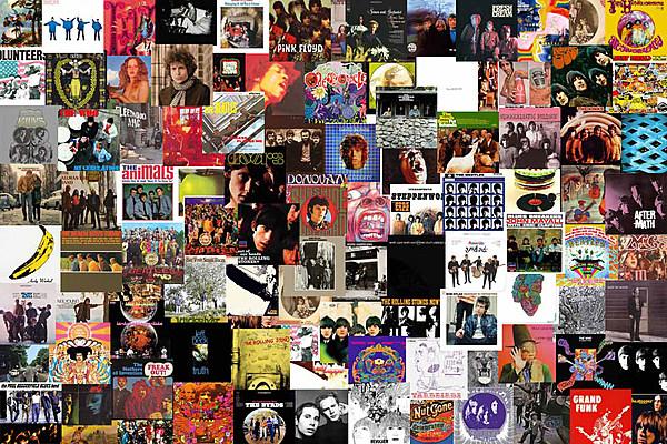 Albums: Top 100 '60s Rock Albums