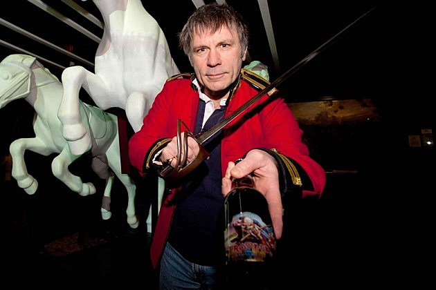 IRON MAIDEN: Bruce Defeats Cancer. Band to Release New Album This ...