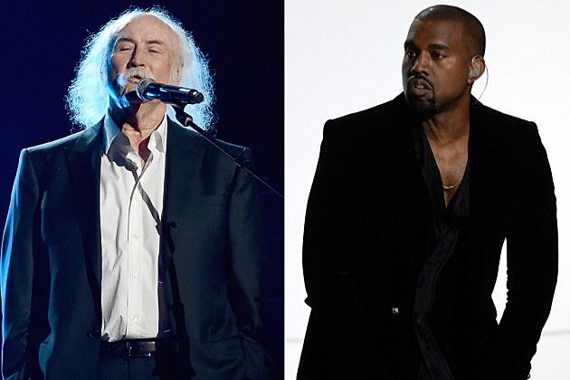David Crosby Kanye West
