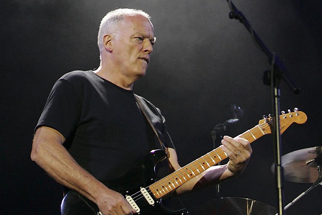 Confirmadisimo - David Gilmour viene a Argentina