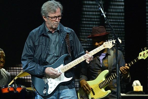 Eric Clapton Announces Madison Square Garden Concerts