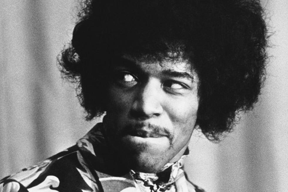 The Day Jimi Hendrix