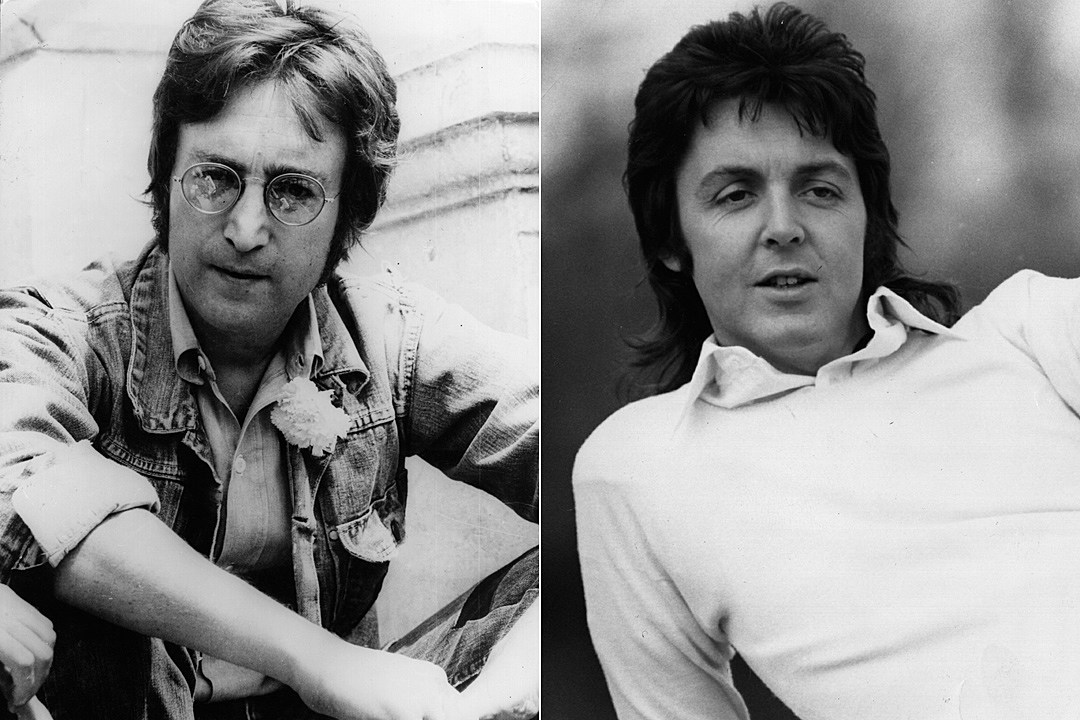 The Day John Lennon And Paul McCartney Took Their Last Photos