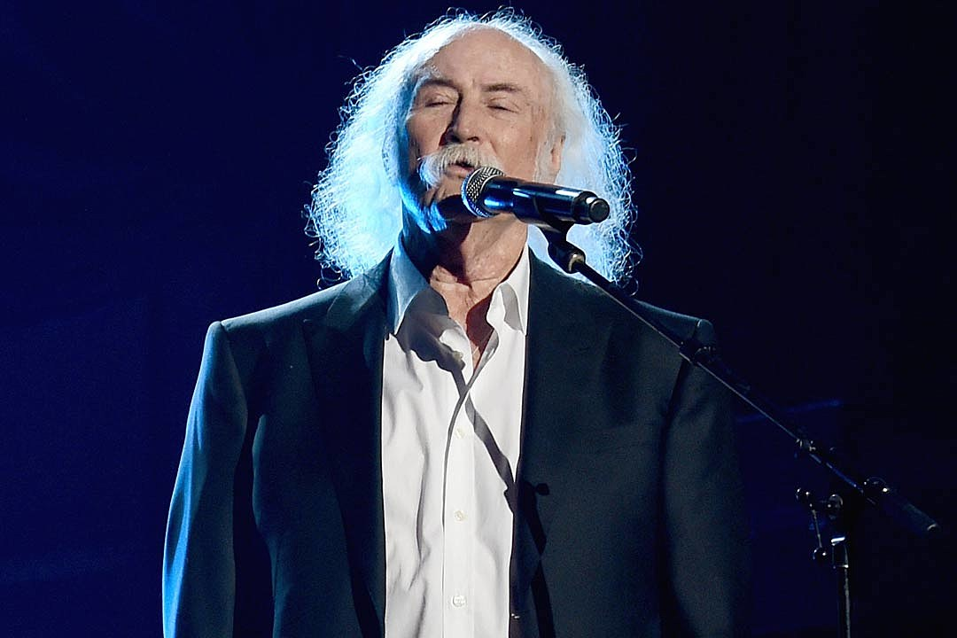 Listen to David Crosby's New Bi-Partisan Protest Song, 'Capitol'