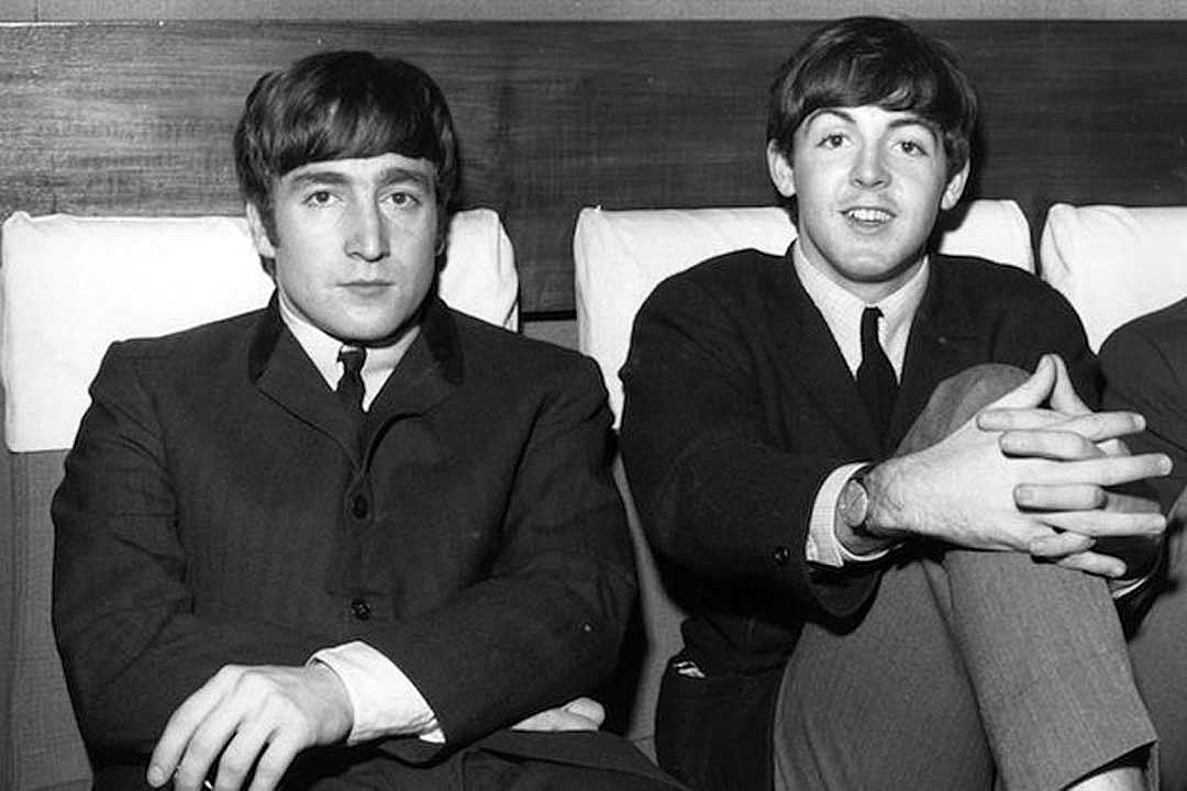 John Lennon And Paul McCartneys Only Post Beatles Session