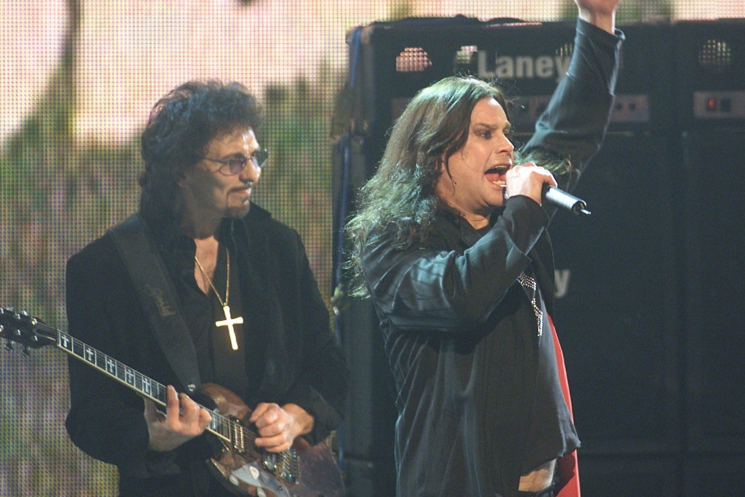 The night black sabbath launched their first tour with ronnie james dio m4hsunfo