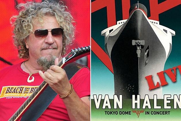 Sammy Hagar Van Halen