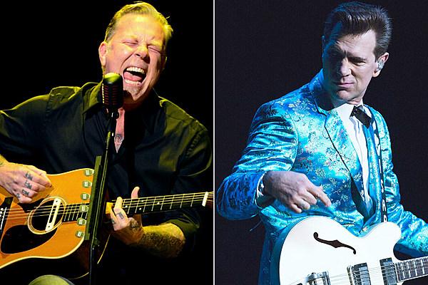 James Hetfield Wanted to Sing Like Chris Isaak on ...
